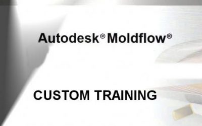Autodesk Moldflow advanced custom training for injection molding