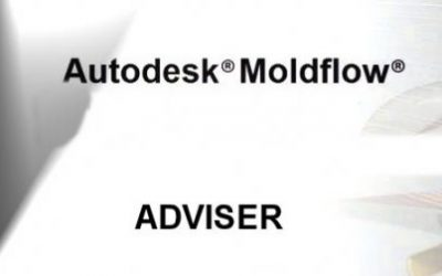 Autodesk Moldflow Adviser training for injection molding