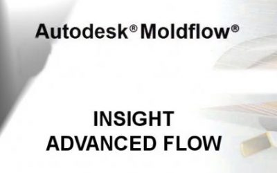Autodesk Moldflow Advanced flow for injection molding