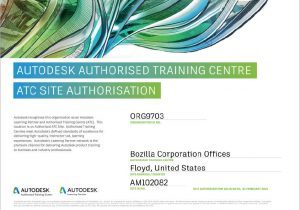 Bozilla Corporation Autodesk Training Facility